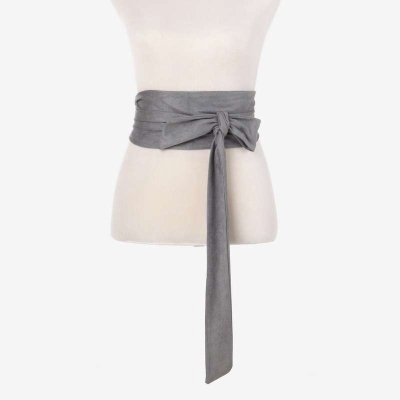 Belt / belt / chain cloth Army green, army green, dark blue, gray gray, red, red, brown, brown, camel, camel, light gray, light gray, black, apricot, apricot female Waistband Versatile Double loop Youth, youth bow Frosting alone fdzdxk1R 230cm