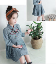 Dress Graph color female Other / other 7(90cm),9(100cm),11(110cm),13(120cm),15(130cm) Other 100% spring and autumn Korean version other other F4603 2 years old, 3 years old, 4 years old, 5 years old, 6 years old