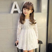 Dress Graph color female Other / other 7(100cm),9(110cm),11(120cm),13(130cm),15(140cm) Other 100% spring and autumn Korean version Solid color other other F0656 2 years old, 3 years old, 4 years old, 5 years old, 6 years old