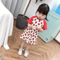 Dress Graph color female Other / other 7(90cm),9(100cm),11(110cm),13(120cm),15(130cm) Other 100% summer leisure time Short sleeve other other F5176 2 years old, 3 years old, 4 years old, 5 years old, 6 years old