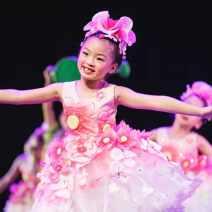 Children's performance clothes Pink, green, cross dressing, kettle neutral 90cm,100cm,110cm,120cm,130cm,140cm,150cm,160cm Zhang Hao 2, 3, 4, 5, 6, 7, 8, 9, 10, 11, 12, 13, 14 years old