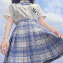 student uniforms Summer 2020 XS,S,M,L,XL,XXL Short sleeve solar system skirt 18-25 years old JK other JK suit 96% and above