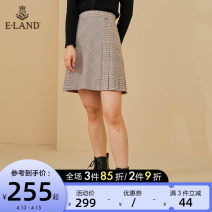 skirt Autumn 2020 155/XS 160/S 165/M 170/L Pink (25) pink Short skirt Sweet High waist lattice 25-29 years old 51% (inclusive) - 70% (inclusive) E·LAND polyester fiber Splicing Polyester fiber 64% viscose fiber (viscose fiber) 34% polyurethane elastic fiber (spandex) 2% Ruili