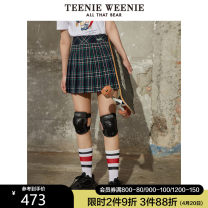 skirt Spring 2021 155/XS 160/S 165/M 170/L Navy Blue Short skirt commute Natural waist A-line skirt lattice Type A 18-24 years old TTWH212405K 81% (inclusive) - 90% (inclusive) other Teenie Weenie polyester fiber Britain Same model in shopping mall (sold online and offline)