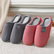 Home cotton slippers / shoes Slipper RT259  Autumn 2020 Seyufn / fiber edge spinning youth 1.5cm (including) - 3.5cm (excluding) 36-37 (for size 35-36) 38-39 (for size 37-38) 40-41 (for size 39-40) 42-43 (for size 41-42) 44-45 (for size 43-44)