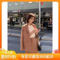 Fashion suit Spring 2021 S,M,L Caramel 25-35 years old Hstyle / handu clothing house PV9164