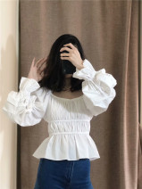 shirt white S,M,L Spring 2020 other 51% (inclusive) - 70% (inclusive)