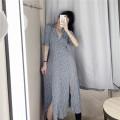 Dress Summer 2020 blue S,M,L singleton  51% (inclusive) - 70% (inclusive) other