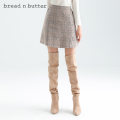 skirt Autumn 2020 160XS 165S 170M 175L coffee Short skirt Sweet Natural waist A-line skirt lattice 25-29 years old 0WBELGPSKTW507080 71% (inclusive) - 80% (inclusive) bread n butter polyester fiber Same model in shopping mall (sold online and offline) Ruili