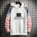 Sweater Youth fashion Zoffrey M L XL 2XL 3XL 4XL 5XL stripe Socket routine Hood spring easy leisure time teenagers tide routine cxlds964wyw polyester fiber Polyester 100% polyester fiber printing No iron treatment Spring 2021 Exclusive payment of tmall Japanese and Korean style More than 95%