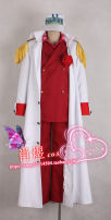Cosplay men's wear suit Customized cosplay Over 6 years old Individual Cape 120, full set 270 comic 50. M, s, XL, XXL, customized Japan One Piece