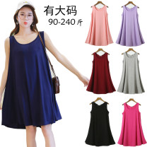 Vest sling Summer 2017 singleton  Medium length easy Versatile camisole Solid color 96% and above other Qiandaiqiqi Other 100%
