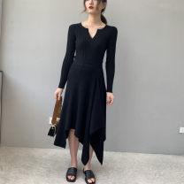 skirt Spring 2021 Average size Black, grey, milky coffee 8-2027