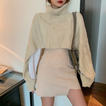 Fashion suit Winter 2020 Average size Sweater, skirt s, Skirt M, skirt L 18-25 years old 81% (inclusive) - 90% (inclusive) acrylic fibres