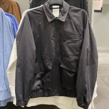 Jacket HM&ZQRQ Youth fashion Black, light Khaki S,M,L,XL,XS easy Other leisure spring