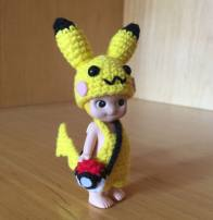 Doll / accessories Other/others China 14 and over Accessories ≥ 14 years old Saqkq Pet egg small bag Pikachu set does not contain small bag Small fire dragon Quote does not contain dolls
