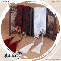 Cartoon watch / Necklace / Jewelry Over 14 years old Master of evil Hair band Wei Wuxian's hair band is blue and forgets the machine. Remember to collect the baby! Add shopping cart currency Chinese Mainland Imone