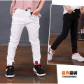 trousers Other / other neutral spring and autumn trousers Korean version No model Casual pants Leather belt middle-waisted other Don't open the crotch Other 100% Class B 2, 3, 4, 5, 6, 7, 8, 9, 10, 11, 12 years old