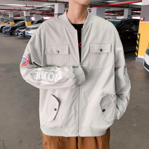 Jacket Other / other Youth fashion Black, green, light green, beige M,L,XL,2XL,3XL routine easy Other leisure spring N3-21-JK101