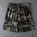 Casual pants EVERLAST Youth fashion camouflage Shorts (up to knee) motion easy