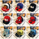 Hat Average size Reference age - 2-8 years old neutral peaked cap dome leisure time Other / other Short eaves Pure cotton (95% and above) 132 (new monkey NET hat)