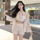 Fashion suit Spring 2021 Average size Suspenders, shorts, coats 18-25 years old b0105