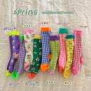 Children's socks (0-16 years old) Medium socks S (1-3 years old), m (3-5 years old), l (6-8 years old) Other / other spring and autumn Korean version