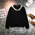 Sweater / sweater Autumn of 2019 Long sleeves routine Socket singleton  Thin money Crew neck easy street routine 18-24 years old 91% (inclusive) - 95% (inclusive) OOXXHOODS cotton printing cotton Cotton liner neutral