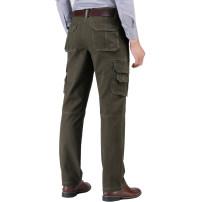 Casual pants Jeep / Jeep Fashion City Khaki, army green, dark blue 30 (2'3 waist), 31 (2'4 waist), 32 (2'5 waist), 33 (2'55 waist), 34 (2'6 waist), 35 (2'7 waist), 36 (2'8 waist), 38 (2'9 waist), 40 (3'05 waist), 42 (3'2 waist), 44 (3'4 waist) thick trousers Travel? easy No bullet JP1515 autumn youth
