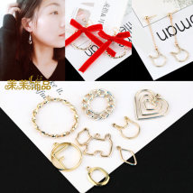 Other DIY accessories Other accessories Alloy / silver / gold 0.01-0.99 yuan brand new Fresh out of the oven Jasmine jewelry Spring of 2018