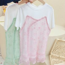 Dress Green, pink female Other / other 130cm,140cm,150cm,160cm,170cm Other 100% other other 12 months, 18 months, 2 years old, 3 years old, 4 years old, 5 years old, 6 years old, 7 years old, 8 years old, 9 years old, 10 years old, 11 years old, 12 years old, 13 years old, 14 years old