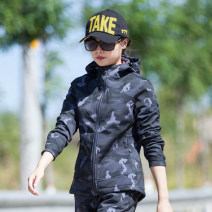 Soft shell garment Tectop / exploration ... ... female 501-1000 yuan S,M,L,XL,XXL,XXXL Soft shell garment Winter, spring, autumn Waterproof, windproof, breathable and warm Cardigan other Outings, camping, mountaineering, hiking China Moderate cold environment Spring of 2019 polyester fiber
