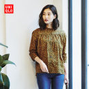shirt 150/76A/XS155/80A/S160/84A/M160/88A/L165/92A/XL 49 mustard 69 Navy Long sleeve Fall of 2018 other Conventional models other Standing collar 25-29 years old UNIQLO / UNIQLO UQ412274000 100% cotton Mall with the paragraph (both online and offline sales)