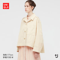 short coat Spring 2021 150/76A/XS 155/80A/S 160/84A/M 160/88A/L 165/92A/XL 170/100B/XXL 09 black 30 light beige 32 Dark Beige UNIQLO / UNIQLO 96% and above UQ437886000 polyester fiber Polyester 100% Same model in shopping mall (sold online and offline)