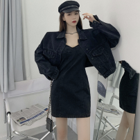 Fashion suit Summer 2021 S,M,L Coat, dress 18-25 years old Four point eight