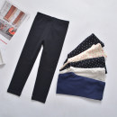 trousers Other / other female 100cm,110cm,120cm,130cm,140cm,150cm spring and autumn trousers solar system No model Leggings Leather belt cotton Don't open the crotch Cotton 100% C7A Two, three, four, five, six, seven, eight, nine Chinese Mainland Shandong Province Weifang City