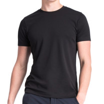 T-shirt Youth fashion White, gray, black, navy routine M,L,XL,2XL Paul Hamilton Short sleeve Crew neck Self cultivation Other leisure summer T-10 Cotton 100% youth routine Simplicity in Europe and America Sweat cloth 2020 cotton Domestic non famous brands More than 95%