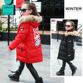 Cotton padded jacket Magic Bean Bear Red and black 120cm 130cm 140cm 150cm 160cm Detachable cap Cotton 91% - 95% female thickening Zipper shirt Korean version There are models in the real shooting Cartoon animation other other Other 100% Cotton liner D7WT014