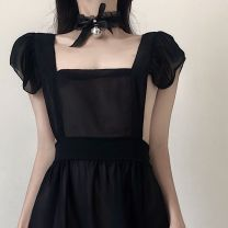 Cosplay women's wear suit goods in stock Over 14 years old White suit, black suit original Average size Cute, maid, otaku, Lolita