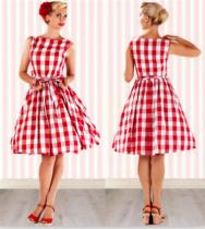 Dress / evening wear Ежедневная встреча с ребятами XXL S M L XL фигура Осень 2015 года Длинные секции стройный безрукавный хлопок сетка Хлопок 81% -90%