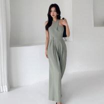 Dress Winter 2016 Graph color S,M,L,XL singleton  Sleeveless High waist 18-24 years old Vivarona 3882# 30% and below other