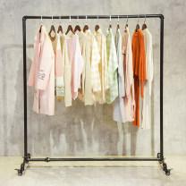 Clothing display rack Metal Official standard