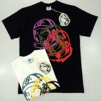 T-shirt Fashion City White, black routine S,M,L,XL,2XL,3XL,XS BBC Short sleeve Crew neck standard daily Four seasons routine Sweat cloth Brand logo Fashion brand