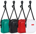 Men's bag Inclined shoulder bag Nylon  Other / other brand new leisure time Street trend zipper Small mobile phone bag Solid color Single root youth polyester fiber Telescopic handle Three dimensional bag Straddle shoulder