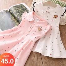 Dress White, pink, qz4891 beige, qz4891 pink, qz4670 white, qz4670 pink, qz4670 dark blue female Shell element 90cm,100cm,110cm,120cm,130cm,140cm,150cm Other 100% summer fresh Skirt / vest other other qz5617 Class B 2, 3, 4, 5, 6, 7, 8, 9, 10, 11, 12, 13, 14 years old