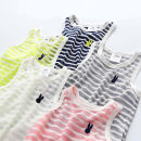 Vest sling Sleeveless 90,100,110,120,130,140 summer Shell element neutral No model Crew neck Class B 2, 3, 4, 5, 6, 7, 8, 9, 10, 11, 12, 13, 14 years old