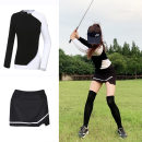 Golf apparel S. M, l, XL, XXL, one size fits all female GOLF Long sleeve T-shirt