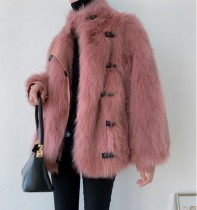 leather and fur Winter 2020 Other / other Pink (larger yards) S, M have cash less than that is registered in the accounts Long sleeves other 30% and below