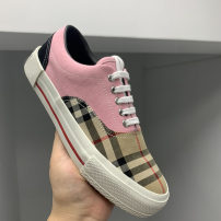 Low top shoes Other / other Round head cloth Flat bottom Flat heel (1cm or less) Deep mouth Sheepskin Summer 2020 Trochanter Youth (18-40 years old) lattice rubber Single shoes lattice Sheepskin daily