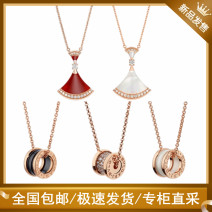 Necklace other Over 3000 yuan Bvlgari / Bulgari brand new Europe and America lovers goods in stock yes Fresh out of the oven 21cm (inclusive) - 50cm (inclusive) yes Below 10 cm other other other other 001